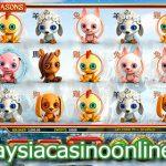 四季老虎机 (4 Seasons Slot)