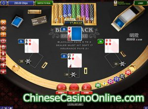 21点累积奖池老虎机 (Blackjack Progressive Jackpot)