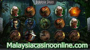 侏罗纪公园老虎机 (Jurassic Park Slot)