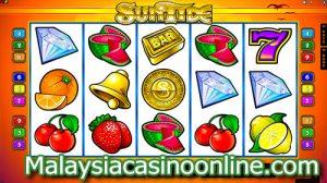 太阳征程老虎机 (SunTide Slot)