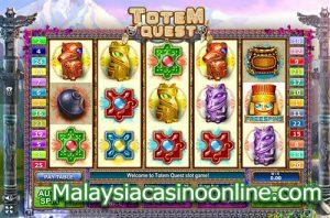 图腾探秘老虎机 (Totem Quest Slot)